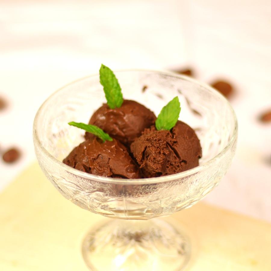 Rezept: Schokoladeneis