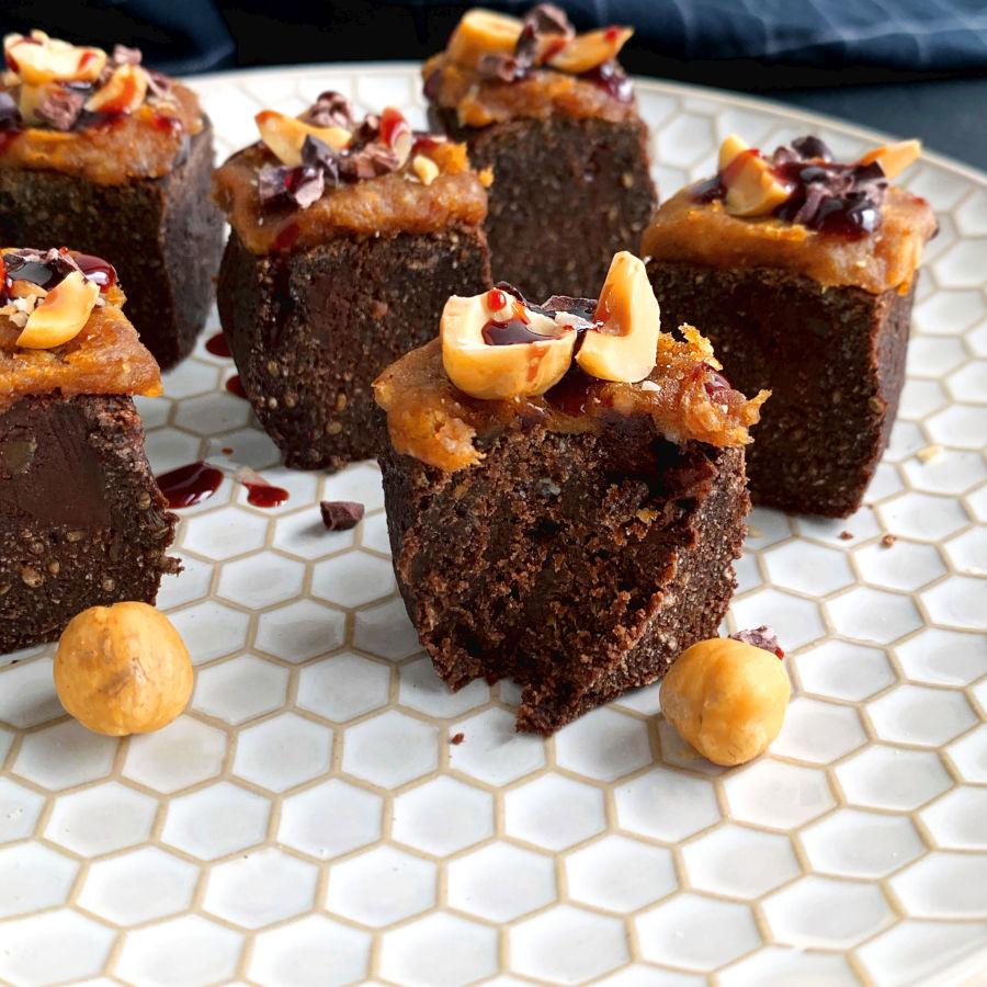 Rezept: Non-American Brownies